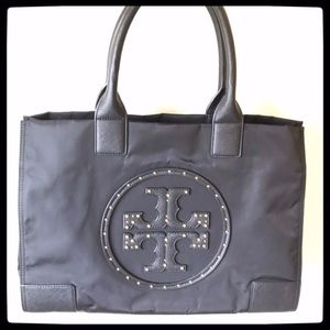 Authentic Black Tory Burch Handbag
